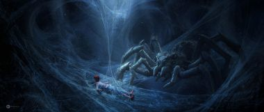 Spider-Man: Daleko od domu - szkice koncepcyjne iluzji. Zobacz szczery zwiastun