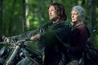 The Walking Dead - producentka opowiada o spadającym [SPOILER] z 10. sezonu