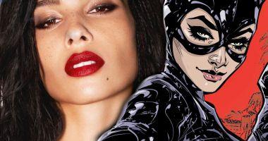 Zoe Kravitz jako Catwoman w filmie The Batman - to już oficjalne!