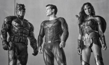 Liga Sprawiedliwości - Zack Snyder dostarcza kolejną porcję zdjęć ze Snyder Cut