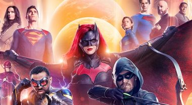Crossover Arrowverse - bohaterowie z różnych seriali DC na oficjalnym plakacie