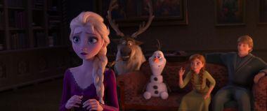 Kraina lodu 2 - Disney udostępnił jedną ze scen z filmu. Zobacz wideo
