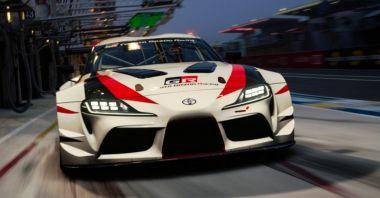Toyota wraca do gry! Kultowa marka z powrotem w grach wyścigowych