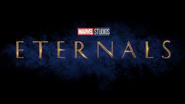 Eternals - nowe logo filmu Marvela z MCU. Są ciekawe różnice