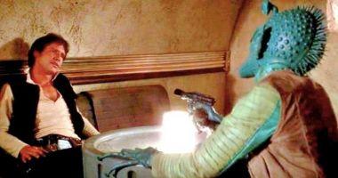 Gwiezdne Wojny - Disney+ zmienia scenę z kantyny z części IV. Kto strzelił pierwszy?