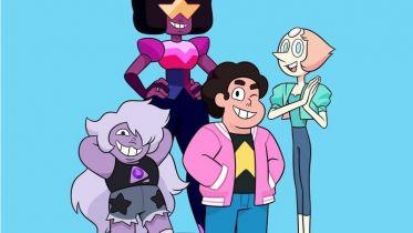 Steven Universe Future - zwiastun oraz plakat nowej odsłony serialu
