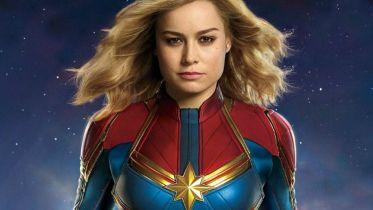 Kapitan Marvel i Avengers - Brie Larson dzieli się zdjęciami z pierwszych, testowych nagrań
