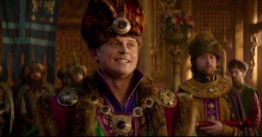 Aladyn - Billy Magnussen powróci jako Książę Anders w spin-offie na Disney+