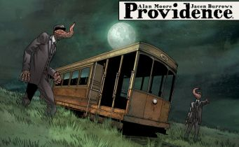 Providence. Tom 2 - recenzja komiksu