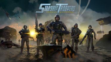 Żołnierze kosmosu z własną grą. Zapowiedziano Starship Troopers: Terran Command