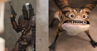 The Mandalorian - Dallas Howard na zdjęciu z planu i nawiązanie do Star Wars Rebels