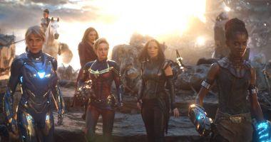 Avengers: Endgame - scena z bohaterkami miała być inna. Opis ekscytuje