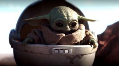 The Mandalorian - teledysk promujący muzykę. Baby Yoda w jednej scenie był komputerowy