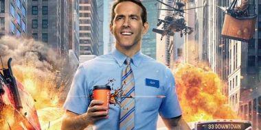 Free Guy - zwiastun filmu. Ryan Reynolds jako NPC w szalonej grze online!