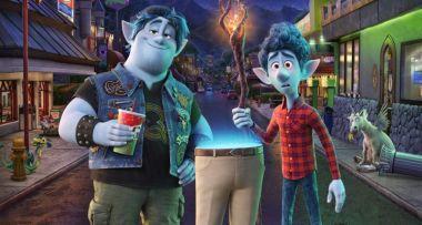 Naprzód - nowy zwiastun filmu animowanego Pixara. Magiczna przygoda z elfami