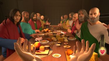 I Am Jesus Christ to symulator Jezusa. Zobacz zwiastun polskiej gry