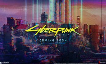 Firma Sideshow zapowiada nowe figurki z Cyberpunk 2077 i Wiedźmina 3