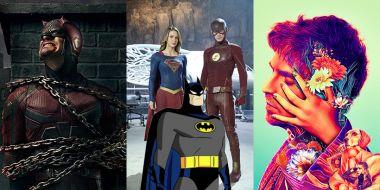 Najlepsze seriale superbohaterskie w historii wg Rotten Tomatoes. Rozboli Was głowa...