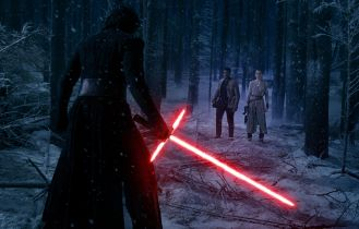 Gwiezdne Wojny - dlaczego Kylo Ren przegrał z Rey w Przebudzeniu Mocy? Teoria potwierdzona!