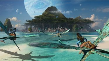 Avatar 2 - szkice koncepcyjne wyglądają obłędnie. Tak wygląda kolorowy świat Pandory!