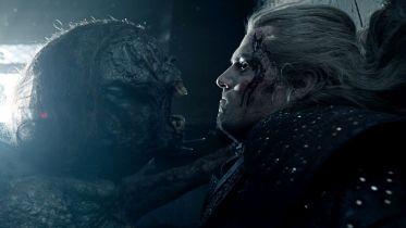 Wiedźmin - Henry Cavill podczas charakteryzacji. Geralt stoczył krwawe starcie?