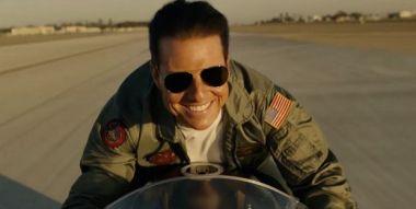 Top Gun Maverick - niezwykły gest Toma Cruise'a. Opłacił koledze z planu kurs latania