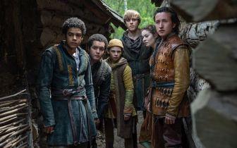 The Letter for the King - teaser serialu Netflixa. Andy Serkis w obsadzie