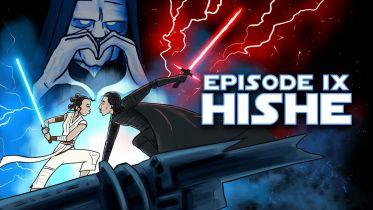 Gwiezdne Wojny: Skywalker. Odrodzenie - parodia od HISHE. Dobrze wyśmiali błędy?