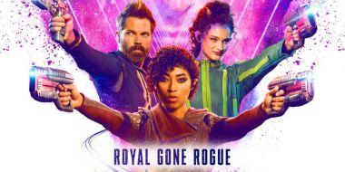 Vagrant Queen - zwiastun serialu. Space Opera od Syfy