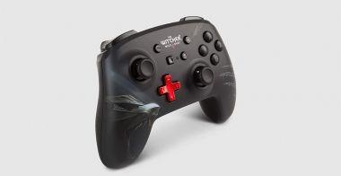 Wiedźmin 3 z własnym padem i etui do Nintendo Switch. Zobacz zdjęcia