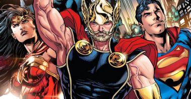 Marvel przejmuje DC - do tych absurdalnych spekulacji odniósł się sam Jim Lee