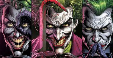 Batman: Trzech Jokerów - ta historia może być rewolucją dla komiksów DC. Oto pierwsze grafiki