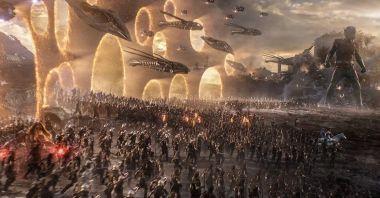Avengers: Endgame - ta akwarela pokazuje każdą postać z filmu. Nawet Kaczora Howarda