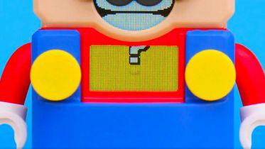 LEGO i Nintendo rozpoczynają współpracę. Zapowiedziano tajemniczy projekt z Mario