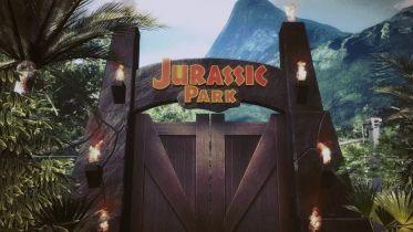 Jurassic Park w grze Half-Life 2. Zobacz imponujący, fanowski projekt