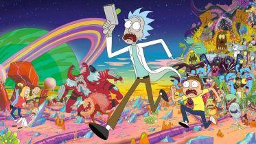 Rick and Morty - bohaterowie w stylu Gladiatora. Zobacz nowe wideo