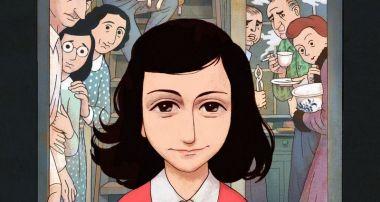 Dziennik Anne Frank - recenzja komiksu