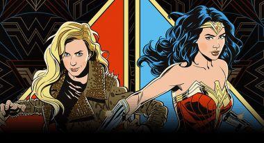 Wonder Woman 1984 - Diana i Cheetah w całej okazałości na nowej grafice
