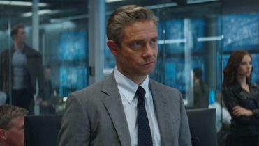 Czarna Pantera 2 - Martin Freeman zna już fabułę filmu. Anthony Mackie pojawi się w produkcji?