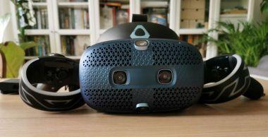Testujemy gogle HTC Vive Cosmos