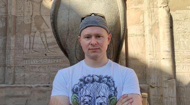 Michał Wojtas: Nie chciałbym żyć w cyberpunkowym świecie [WYWIAD]