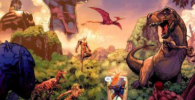 Marvel - pierwowzór słynnej krainy z komiksów istniał naprawdę. Naukowcy potwierdzają