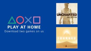 Uncharted: Kolekcja Nathana Drake'a i Podróż na PlayStation 4 za darmo