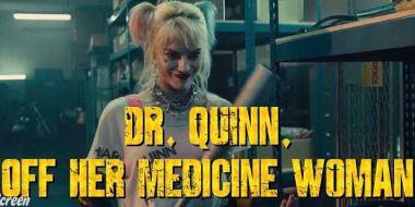 Harley Quinn: Ptaki nocy - szczery zwiastun naśmiewa się z filmu