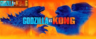Godzilla vs Kong - pierwsze zdjęcie. Potwory walczą koło lotniskowca!