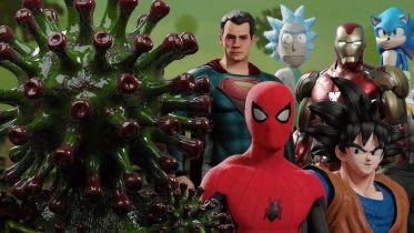 Rick, Morty, Iron Man, Goku i inni kontra koronawirus. Zobacz epicki fanowski film