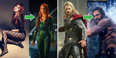 Filmowi Avengers i inni aktorzy MCU - kogo mogliby zagrać w świecie Ligi Sprawiedliwości?