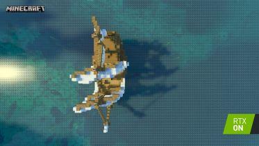 Minecraft brata się z ray tracingiem. Popularna gra zmieniła się w platformę technologiczną