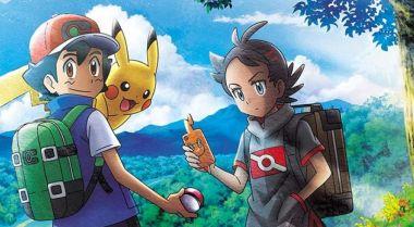 Pokémon Journeys oryginalnym serialem Netflixa w USA