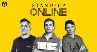 Stand-up Online 4 - wygraj bilet na live z występu!